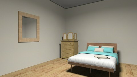 evies room  - Modern - by Eve Cannon_619