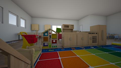Preschool - Kids room - by EAFALZMTNBEBEQZYWZPQHWFJKLWXJYR
