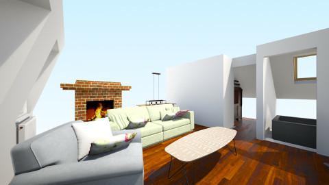 sander room - Minimal - Living room - by casper2006 oudman