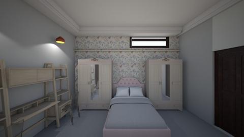 kids room 2a - by Aiysha Zafar