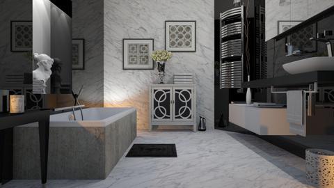 1 - Bathroom - by RonRon