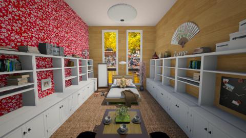 Lisas Room - Living room - by Brigid123