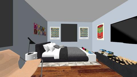 My Room - by dclinton