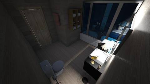 Bathroom - Modern - Bathroom - by saltyfries27