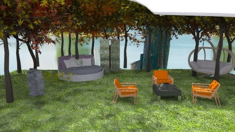 Secret Garden - Eclectic - Garden - by idesine
