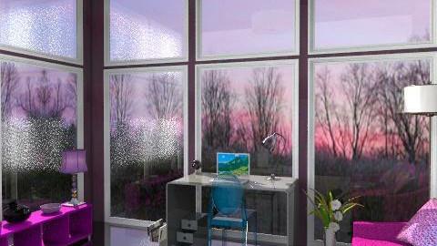 Home office - Modern - Office - by johannaviola87