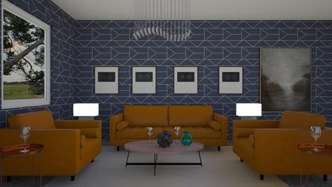 504 - Retro - Living room - by Jade Autumn
