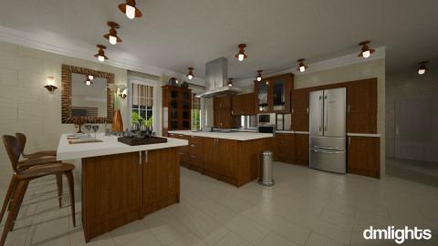 Making Fudge - Modern - Kitchen - by Lackew