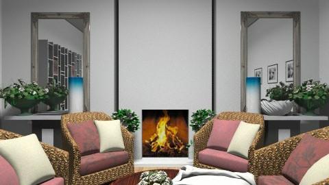 brownwood - Living room - by apriljoyeby