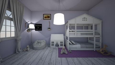 playroom - Kids room - by Alima5A