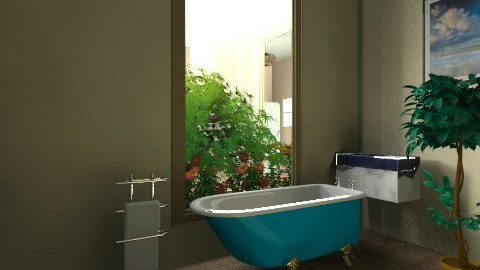 0214 - Country - Bathroom - by zeland