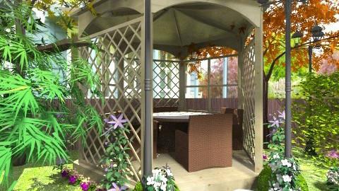garden - Glamour - Garden - by BlueFede