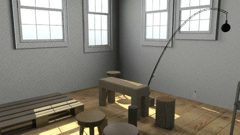 plant and moss test2 - Modern - Living room - by pia
