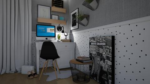Home Office - by Lin Diegues
