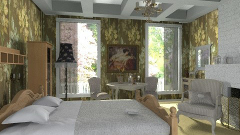 Liebe - Eclectic - Bedroom - by milyca8