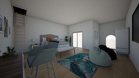 plz - Modern - Bedroom - by chloesue02