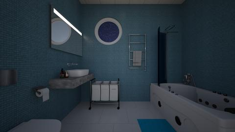 Bathroom01 - Bathroom - by bettike993