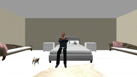 White Wonderland - Modern - Bedroom - by fun_styler