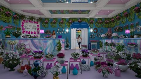 IP Rave Floral Shop - by lydiaenderlebell