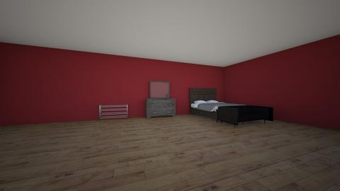 ando patino - Bedroom - by unknown88