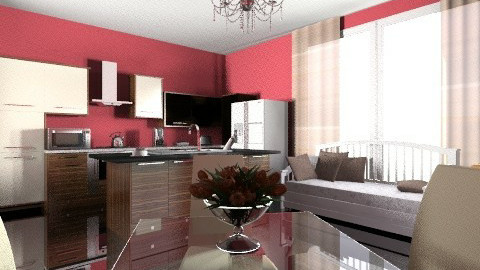 kitchen 2 - Classic - Kitchen - by keila_freitas