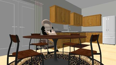 kitchen - Modern - Kitchen - by Jae Ching
