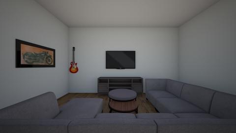 tv - Living room - by maartje witteman