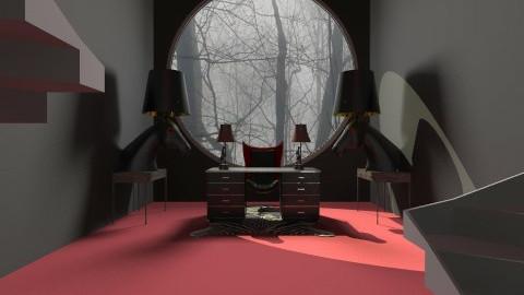 Villain Lair - Minimal - Office - by unglued