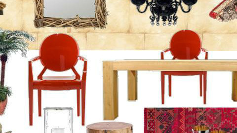 Suzy Hoodless Inspired Dining Room Scheme - Rustic - Dining room - by DearDesigner