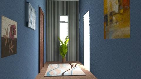 BEDROOMANDMASTERBATHROOM - Retro - Bathroom - by ghik1212