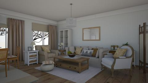 design10 - Living room - by lkem12345