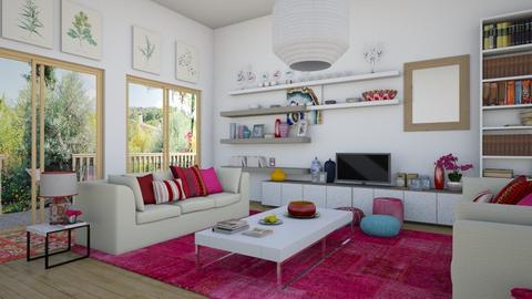 IP Terrazzo - Living room - by lkem12345