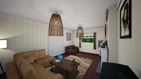 Livingroom v2_1 - Living room - by mtracerz