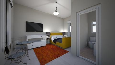 Owerri Room - Bedroom - by Ibari