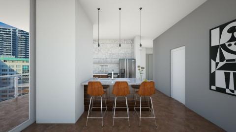 Residence F - by Cyndi Garcia