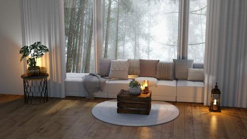 good night - Living room - by argeideas