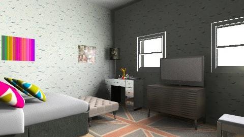 saka - Feminine - Living room - by Andreaa Catica