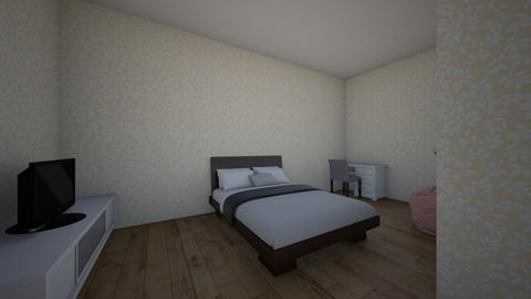 bedroom - Bedroom - by sarahbull