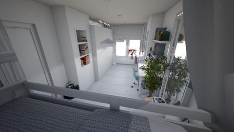 Kids double 4 - Kids room - by maugoha