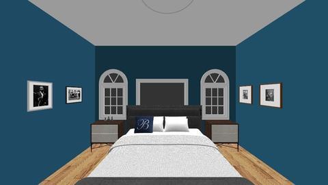 Bedroom wPORCH - Bedroom - by whodat13