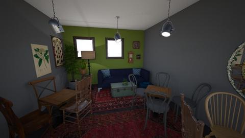 sala po malowaniu - by agatyczepe