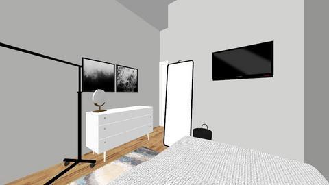 Mine - Bedroom - by PREIA009