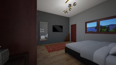 Craig Willemse 5 - Minimal - Bedroom - by Clint Pillay