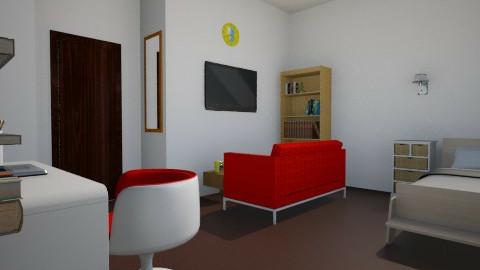 Studio Flat_1 - Classic - by Vlad Tepes