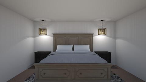 scarlett bedroom - by KirstinPaul
