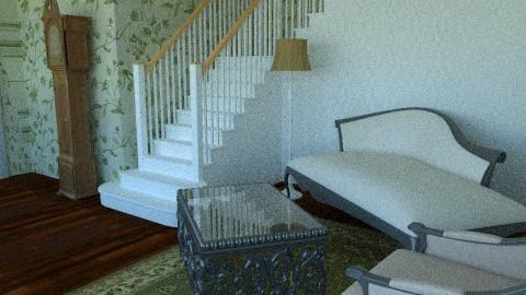 Living Room/Foyer - Classic - Hallway - by drummerx33grl17