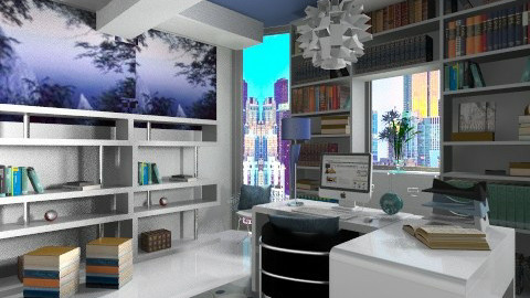 ModernSALstudy - Office - by didi_