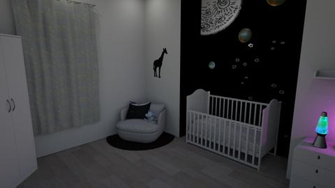 baby space - Kids room - by chaimaeh