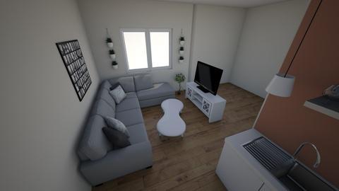mirjana house - Living room - by andrijana rejman