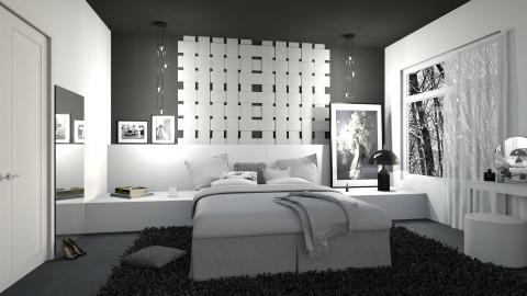 bedroom 4 - Bedroom - by esmeegroothuizen